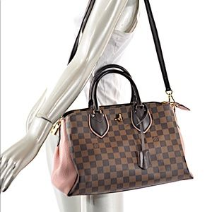 LOUIS VUITTON Damier Canvas NORMANDY Magnolia